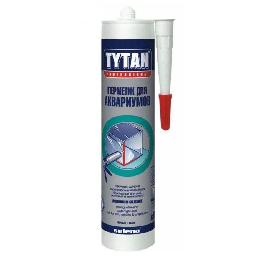 TYTAN герметик для аквариумов (310 мл), бесцв.