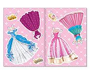 Куклы бумажные набор «Модный показ», 4 шт., 20 стр., фото 2