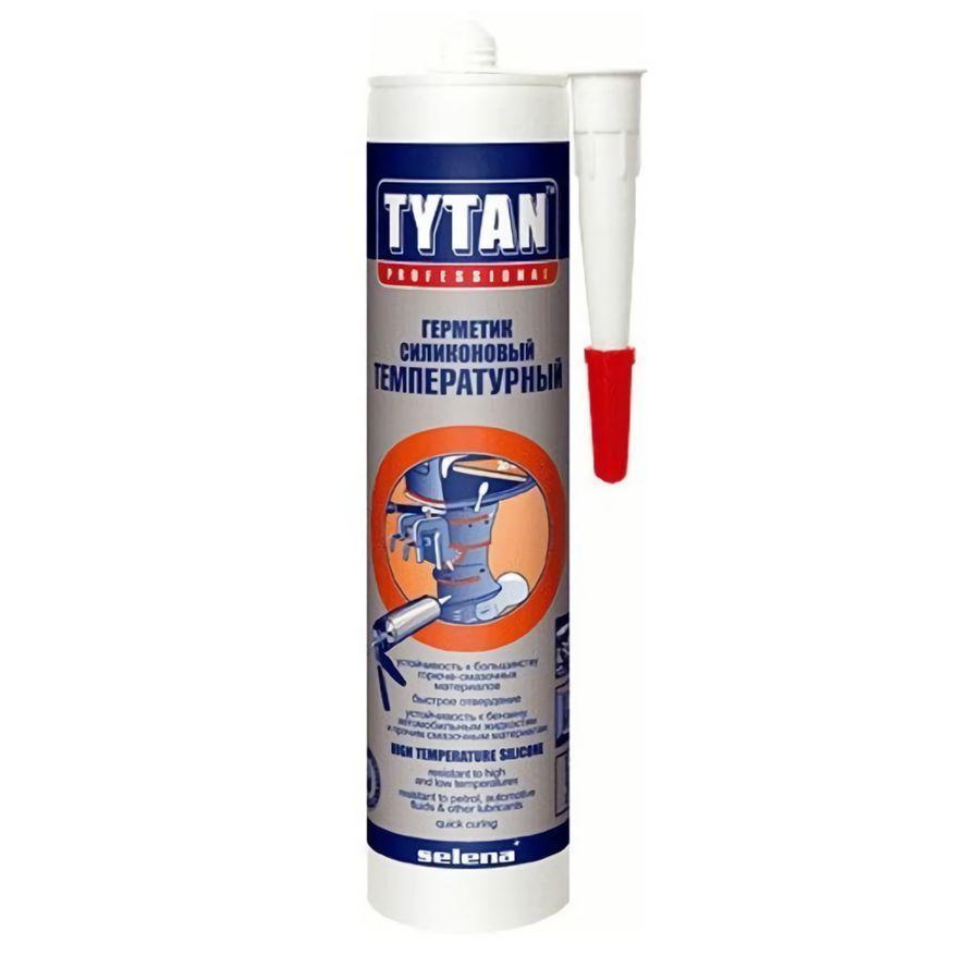 TYTAN герметик высокотемпературный (красный)
