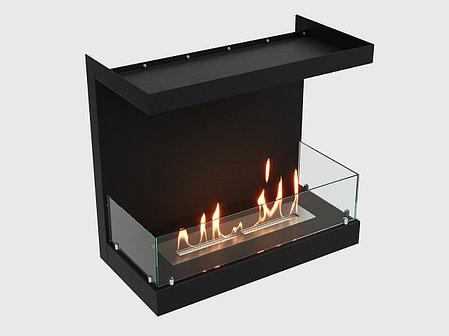 Встроенный биокамин Lux Fire Фронтальный 700 М, фото 2