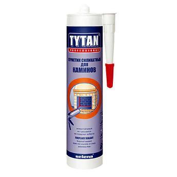 TYTAN герметик для каминов 1250 С (310 мл) черный