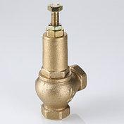 Клапан предохранительный регулируемый RG VALTEC 1-16бар, фото 3