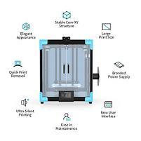 3D принтер Creality Ender-6 (250х250х400 мм), фото 3