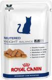 Royal Canin Neutered Weight Balance роял канин для кастрированных / стерилизованных кошек (12 шт. по 100 гр)