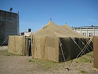 Лагерная палатка армейская от производителя