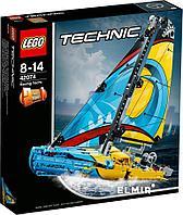 LEGO 42074 Technic Гоночная яхта, фото 1