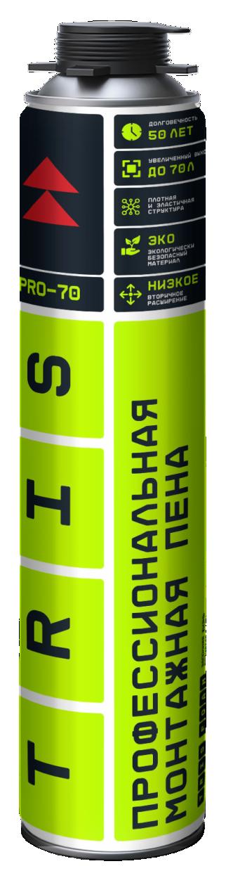 TRIS, Профессиональная монтажная пена PRO-70