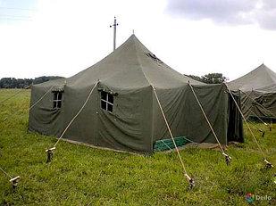 """Армейская палатка """"УСТ-56"""" от производителя"""