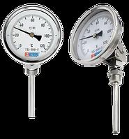 Биметаллический термометр РУ 2.5 Мпа G 1/2