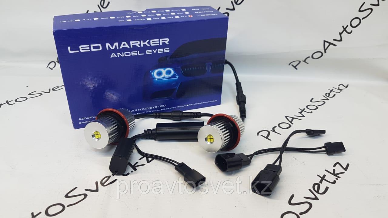 Led маркера Ангельских глазок BMW E39 E53 E60 E61 E63 E64 E65 E66 E82 E83 E87