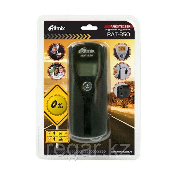 Алкотестер Ritmix RAT-350 Black