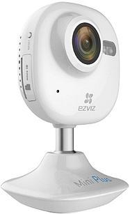 Видеокамера внутренняя Ezviz Mini Plus (CS-CV200-A0-52WFR) белая