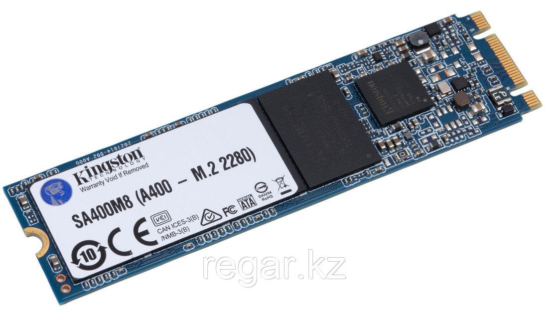 Жесткий диск SSD 120GB Kingston SA400M8/120G M2 2280