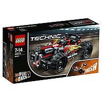 LEGO 42073 Technic  Красный гоночный автомобиль, фото 1