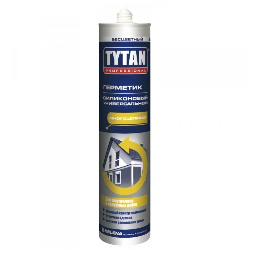 TYTAN силикон универ-й (310 мл), белый