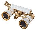 Бинокль Levenhuk Broadway 325N лорнет с подсветкой, золотой, фото 2