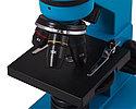 Микроскоп Levenhuk Rainbow 2L Azure\Лазурь, фото 3