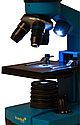 Микроскоп Levenhuk Rainbow 2L Azure\Лазурь, фото 5