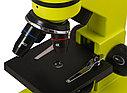 Микроскоп Levenhuk Rainbow 2L Lime\Лайм, фото 5