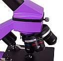 Микроскоп Levenhuk Rainbow 2L PLUS Amethyst\Аметист, фото 4