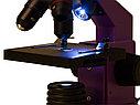 Микроскоп Levenhuk Rainbow 2L PLUS Amethyst\Аметист, фото 6