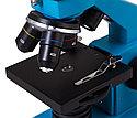 Микроскоп Levenhuk Rainbow 2L PLUS Azure\Лазурь, фото 5