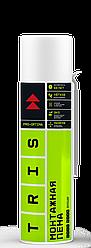 TRIS, Монтажная пена PRO-OPTIMA, бытовая монтажная пена