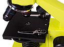 Микроскоп Levenhuk Rainbow 2L PLUS Lime\Лайм, фото 5