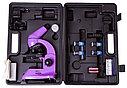 Микроскоп Levenhuk Rainbow 50L PLUS Amethyst\Аметист, фото 10