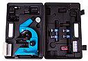 Микроскоп Levenhuk Rainbow 50L PLUS Azure\Лазурь, фото 10