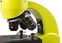 Микроскоп Levenhuk Rainbow 50L PLUS Lime\Лайм, фото 5