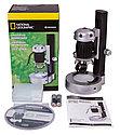 Микроскоп цифровой Bresser National Geographic USB, со штативом, фото 7