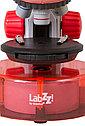 Микроскоп Levenhuk LabZZ M101 Orange\Апельсин, фото 6