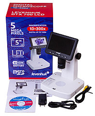 Микроскоп цифровой Levenhuk DTX 700 LCD