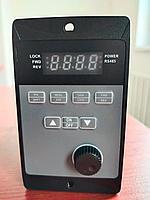 Частотный преобразователь 810- 0.75кВт 220В/380В