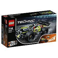 LEGO 42072 Technic Зеленый гоночный автомобиль, фото 1