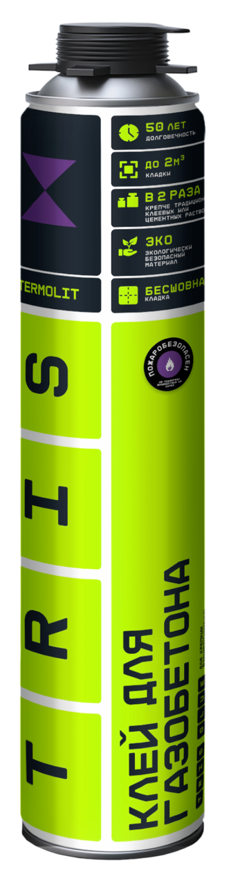 TRIS, Клей для газобетона TERMOLIT