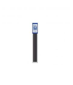 Грифели для мех. карандашей Forofis, 0,5 мм х 60 мм, HB, 12 шт