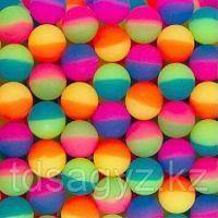"""Мячи 32 мм """"Цветной лед"""" (50 шт в уп)"""