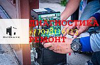 Ремонт диагностика автоматики ворот, шлагбаумов