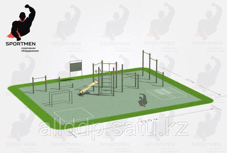 Спортивная площадка СП-3