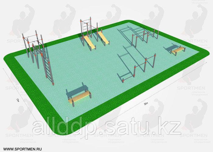 Спортивная площадка K-3