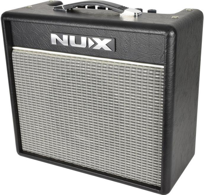 Цифровой комбоусилитель, 20Вт, Nux  Mighty-20BT