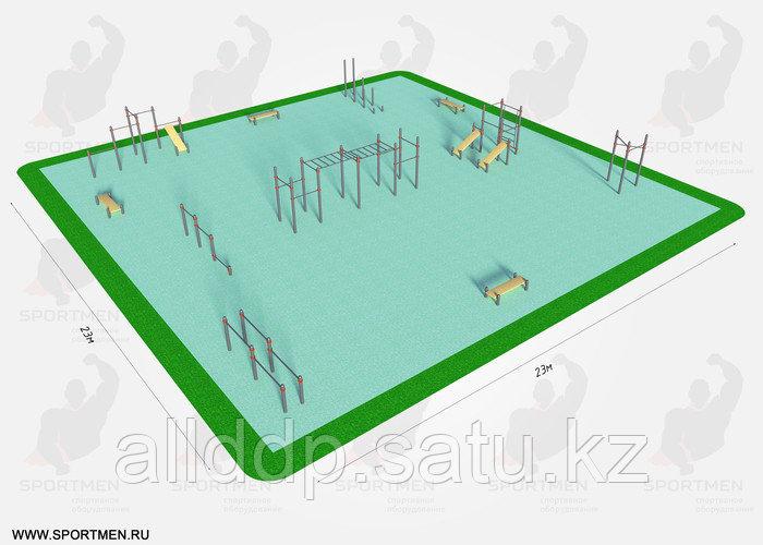 Спортивная площадка K-9