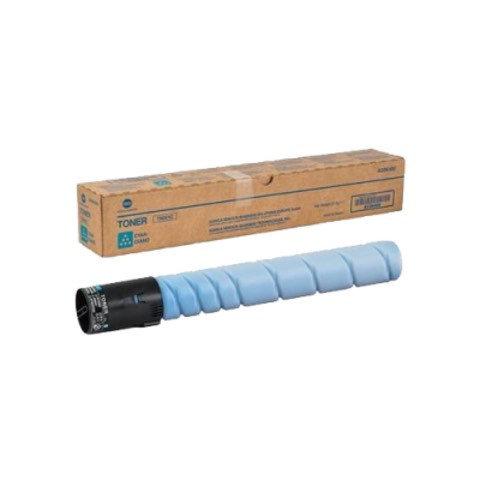 Тонер-картридж Konica Minolta для С224/С284 A33K450 TN-321С(голубой)