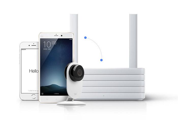 Xiaomi MI WiFi R2D + HDD 1Tb Роутер оригинал. Арт 4393