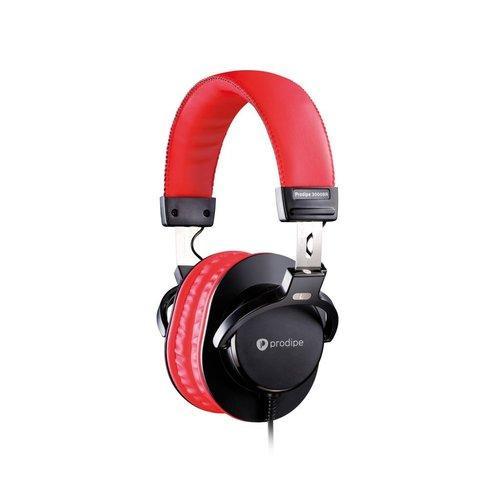 Наушники, закрытые, черный/красный, Prodipe 3000BR