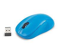 Мышь CBR CM 410 беспроводная, оптическая, 1000 dpi, 2,4 GHz, 3 кнопки и колесо прокрутки, выключатель питания,