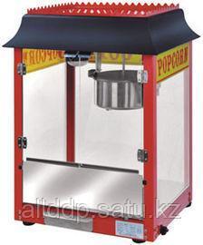 Аппарат для поп-корна AIRHOT POP-6 (560x420x740 мм, 1.44 кВт, 220В)