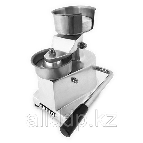 Пресс для гамбургеров AIRHOT HPP-100 (240х210х280 мм, диам. ёмк. 100мм)